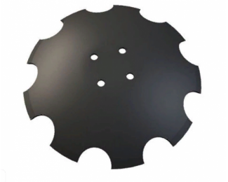 XL034 Диск 460х4 бороны (ромашка) 110мм (Италия)