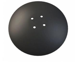 XL011 Диск гладкий 460х4 R-610, 4 отв. d 12,5 mm на d110mm (Италия)